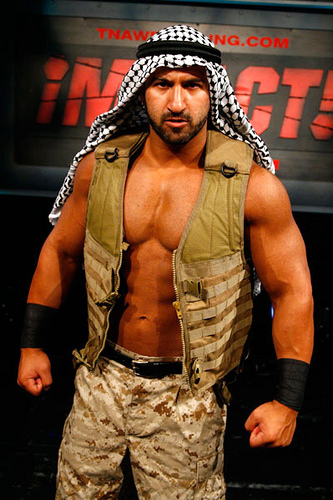 Sheik Bashir Gone From TNA