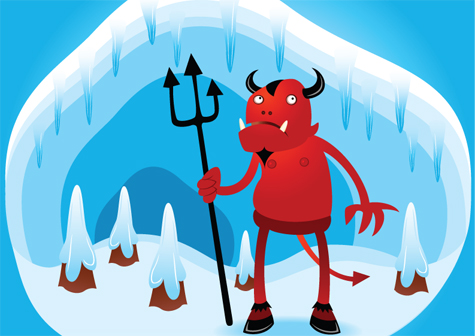 Chilly in Hell