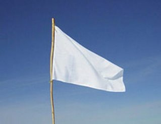 TNA Waves the White Flag