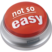 not-so-easy-button
