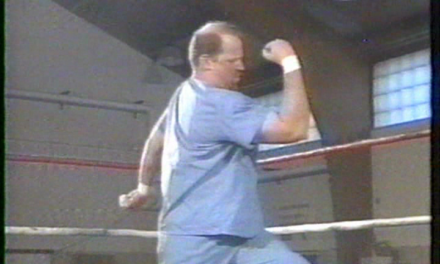 Dr. Darin Davis vs. Mitch Paradise (Apr 29, 2000)