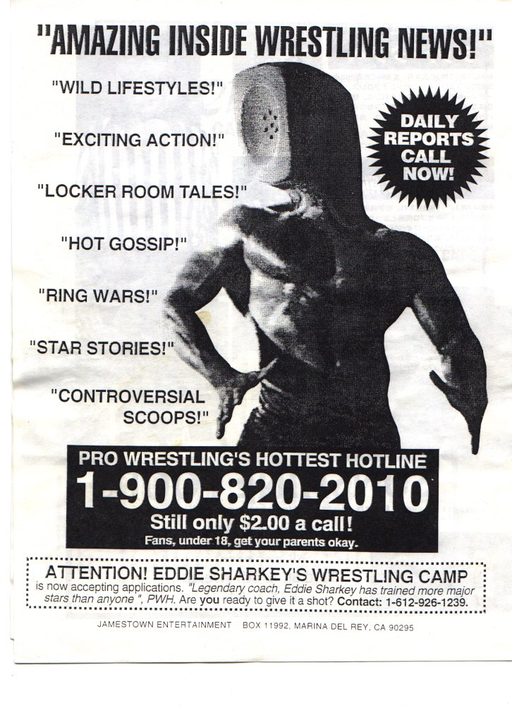 20 Years Ago Today, I Started Pro Wrestling Training Camp