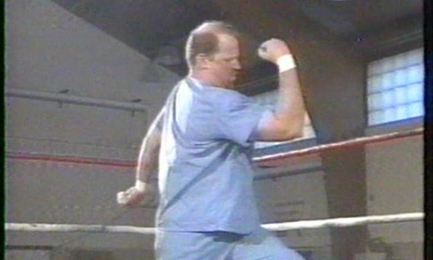 Dr. Darin Davis vs. Mitch Paradise (Apr 29, 2000)